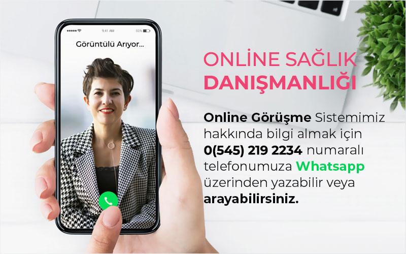 Online Sağlık Danışmanlığı Ankara